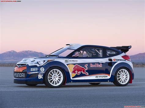 Rally Auto by Hyundai Veloster Rally Car 2011 Foto 1 Foto Hyundai