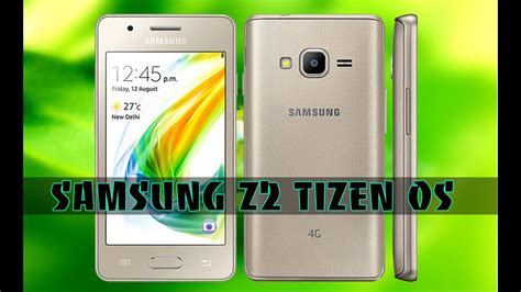 how to reset samsung z2 tizen os phone howt