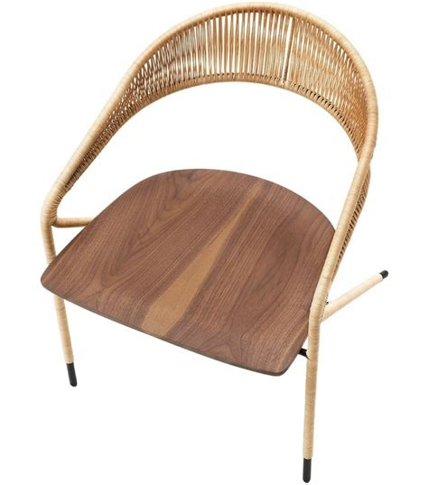 Small Armchair by George S Living Divani Wicker Small Armchair Milia Shop