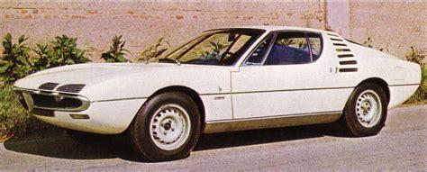 concept cars alfa romeo 1967 1971 best concept cars in