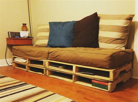 futon pallet wir stellen ihnen das sofa aus paletten vor archzine net