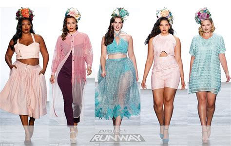 Models Are Taking The Runways scholz exclusively plus size fashion news
