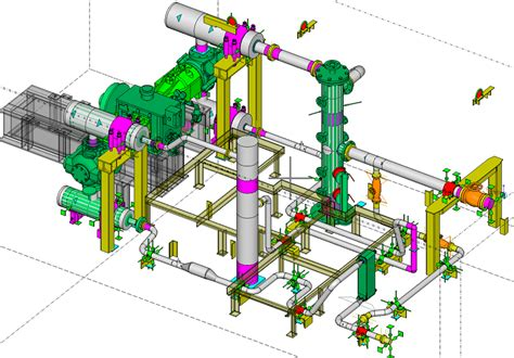 Autoplant 3d by Autopipe As A Tool For Piping Design Autocad As A Support Software Autopipe Forum