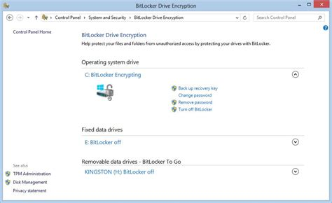 reset windows password encrypted hard drive encrypting your hard drive using bitlocker drive