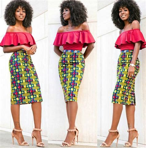 pictures of skirt sown with ankara material 17 best ideas about ankara styles on pinterest ankara