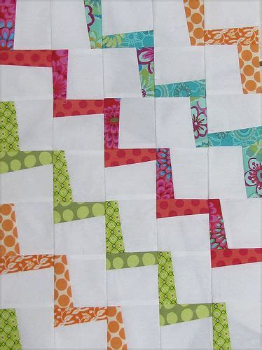 zig zag heart quilt pattern 1000 images about zig zag quilts on pinterest