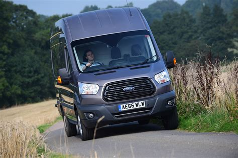 Ford Transit Reviews by Ford Transit Review Auto Express
