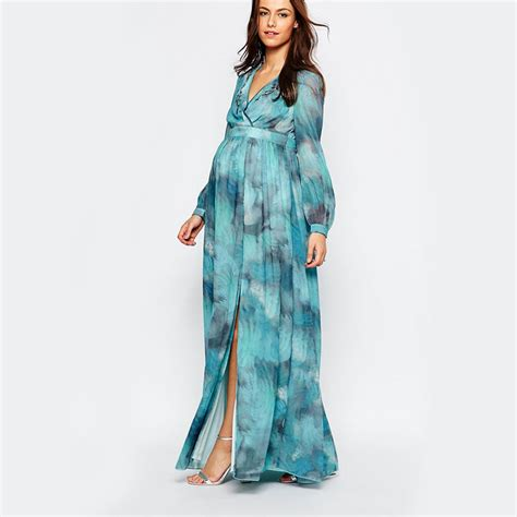 sleeve maxi dress maternity gown and dress gallery