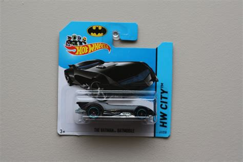 wheels 2014 hw city the batman batmobile black