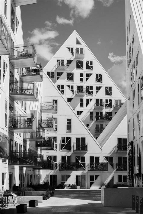 Les magnifiques clichés d'architecture de Kim Høltermand