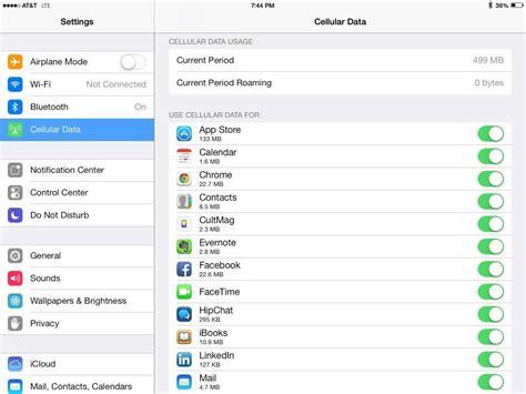 control  data turn  cellular   apps