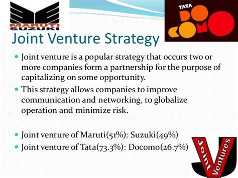 Joint Venture Of Maruti Suzuki Presentation Of Defensive Strategies