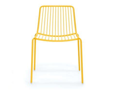 Chaise Exterieure by Chaise Ext 233 Rieure Nolita De Pedrali Jaune