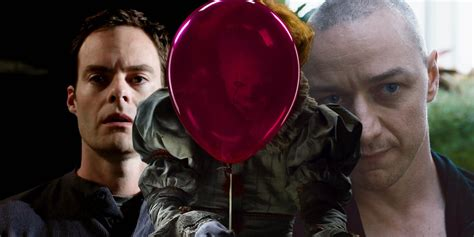 james mcavoy deadpool 2 it chapter 2 casts james mcavoy bill hader screenrant