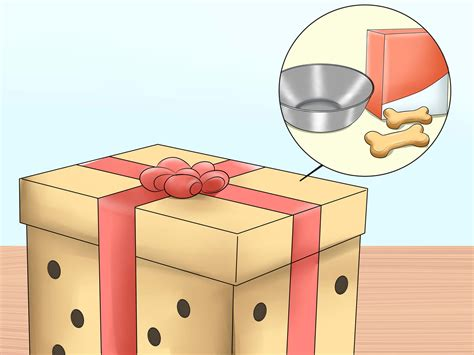 how to give a puppy a 3 ways to give a puppy as a gift wikihow