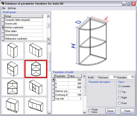 software for designing furniture furniture design software woodworker magazine