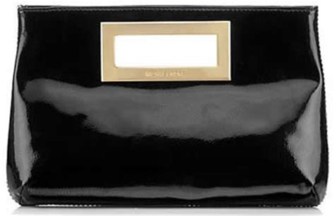 Michael Kors Canary Yellow Patent Clutch by Michael Kors Large Patent Leather Clutch Purseblog