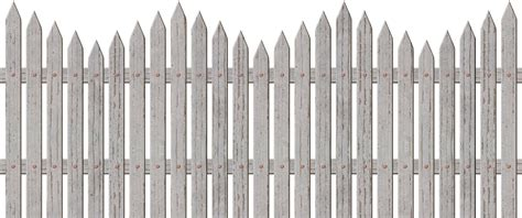 transparent fence picket fence cliparts co