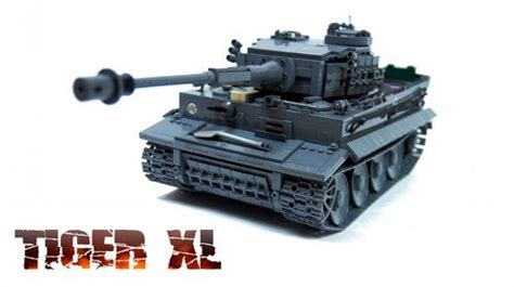 Mini Onarım Auto King by Lego Tiger Tank Projects To Try Pinterest Tigers