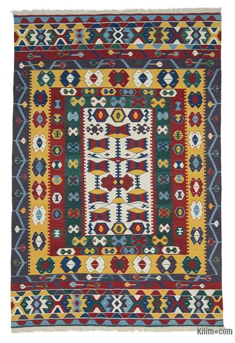 new kilim rugs k0027685 multicolor new turkish kilim rug