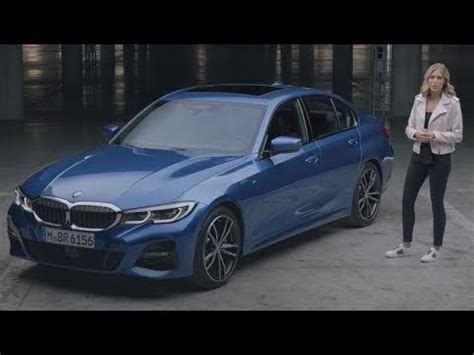 Bmw 3 2019 Youtube by 2019 Bmw 3 Series Full Review Youtube