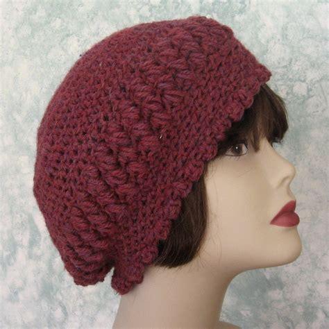 pattern crochet a hat slouch hats tag hats