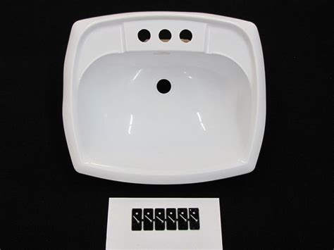 mobile home sinks bathroom mobile home rv marine parts bathroom lav sink white