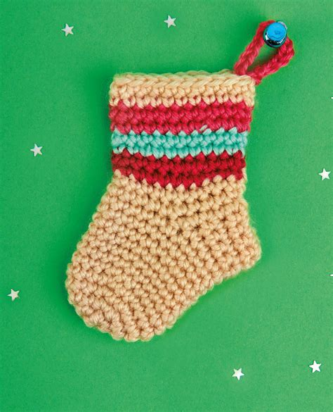 crochet pattern for baby christmas stocking christmas stockings crochet pattern