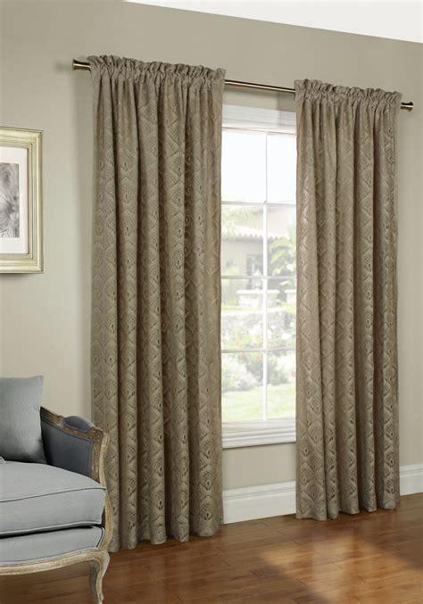 anna drapery rod pocket curtains thecurtainshop com