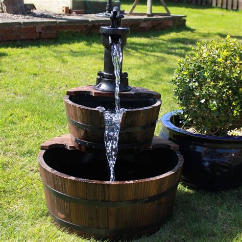 barrel water features uk 28 images barrel water