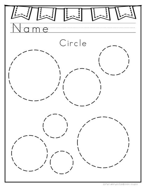 common worksheets 187 preschool shapes coloring pages