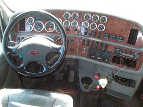 peterbilt 387 interior car interior design