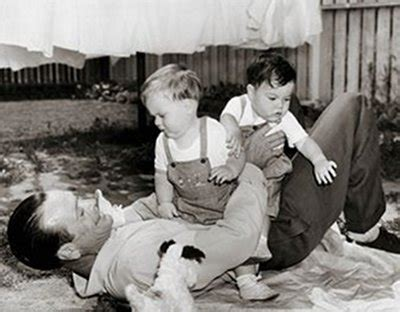 rough housing the importance of roughhousing with your kids the art of manliness