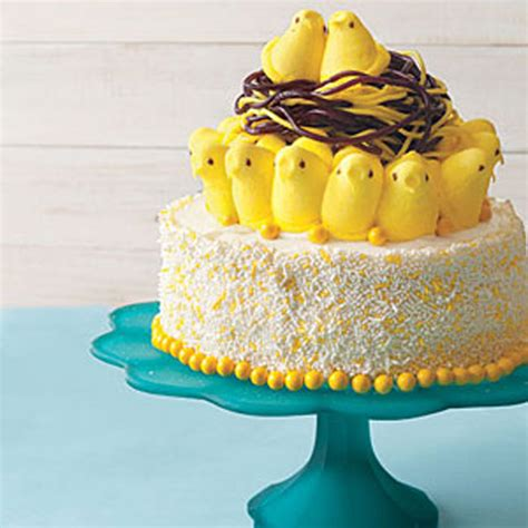 top  ideas  decorating  easter peeps