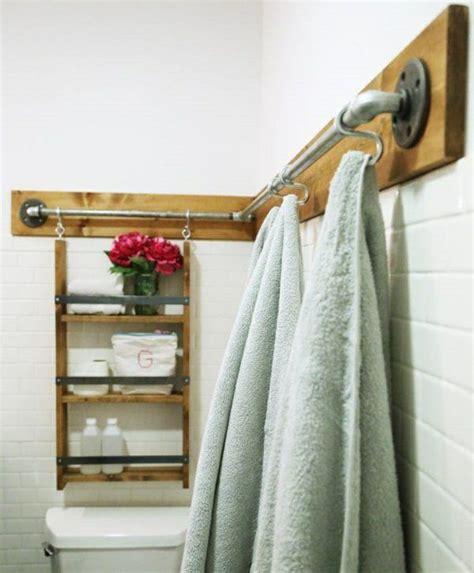 Kleines Holzregal Bad by Kleines Bad Einrichten Diese Badm 246 Bel D 252 Rfen Nicht Fehlen
