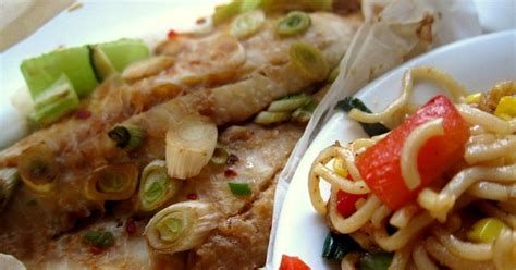 Bingkai Plat No Thailand a bit of heaven on a plate thai baked fish in paper recipe