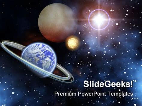 powerpoint templates free space space science powerpoint template 0610