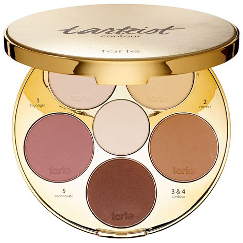 Tarte Sephora tarte tarteist contour palette brush now at sephora