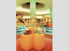 Columns: An '80s Interior Design Trend | Mirror80 Younkers