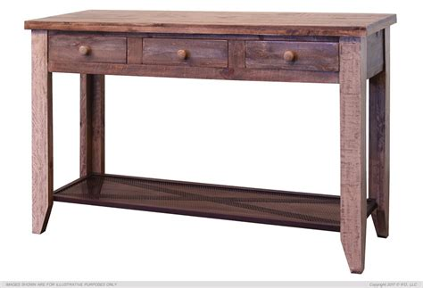 Antique Sofa Table Ifd 963 Antique Sofa Table Harrington Home Furniture