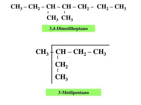 cadenas ramificadas nomenclatura qu 237 mica org 225 nica ejemplos de alcanos ramificados