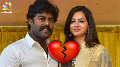 serial actress divya rk suresh rk suresh and serial actress divya marriage broke up