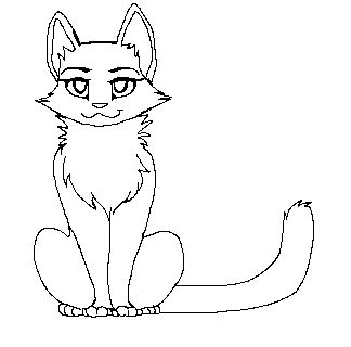 firestar warriors coloring pages coloring pages