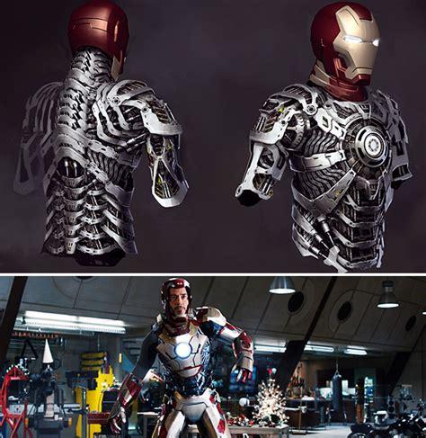 iron man vfx artists mark suit design ewcom