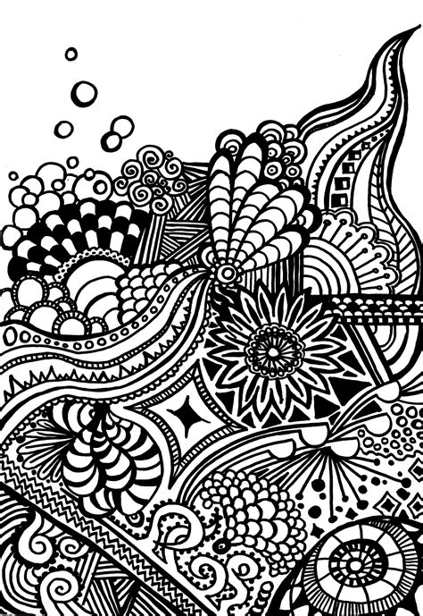 Muster Zeichnen Muster Malen 365 Tage Kreativ
