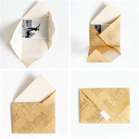 Envelope Letter Paper diy folded envelopes paper diy