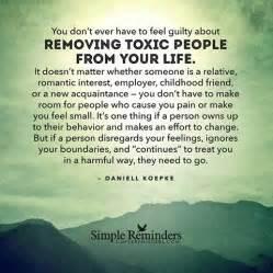 lesson 9 quot remove toxic people quot