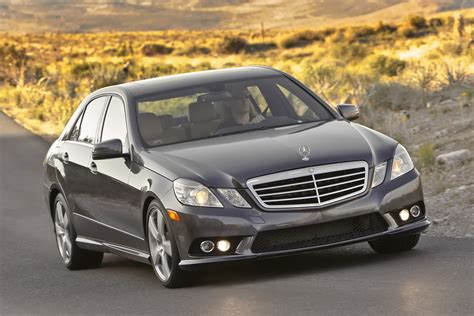 mercedes issues recall on select 2011my e class