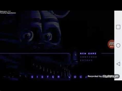 five nights at freddys sister location demo five nights at freddys sister location demo on mobile