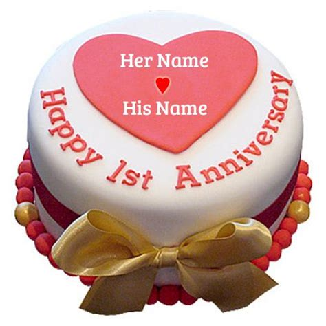 Wedding Anniversary Year Names by 19 Best Anniversary Cakes Images On Happy